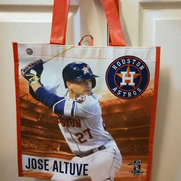 premium selection e3cf8 19b5e JOSE ALTUVE HOUSTON ASTROS Shopping Bag